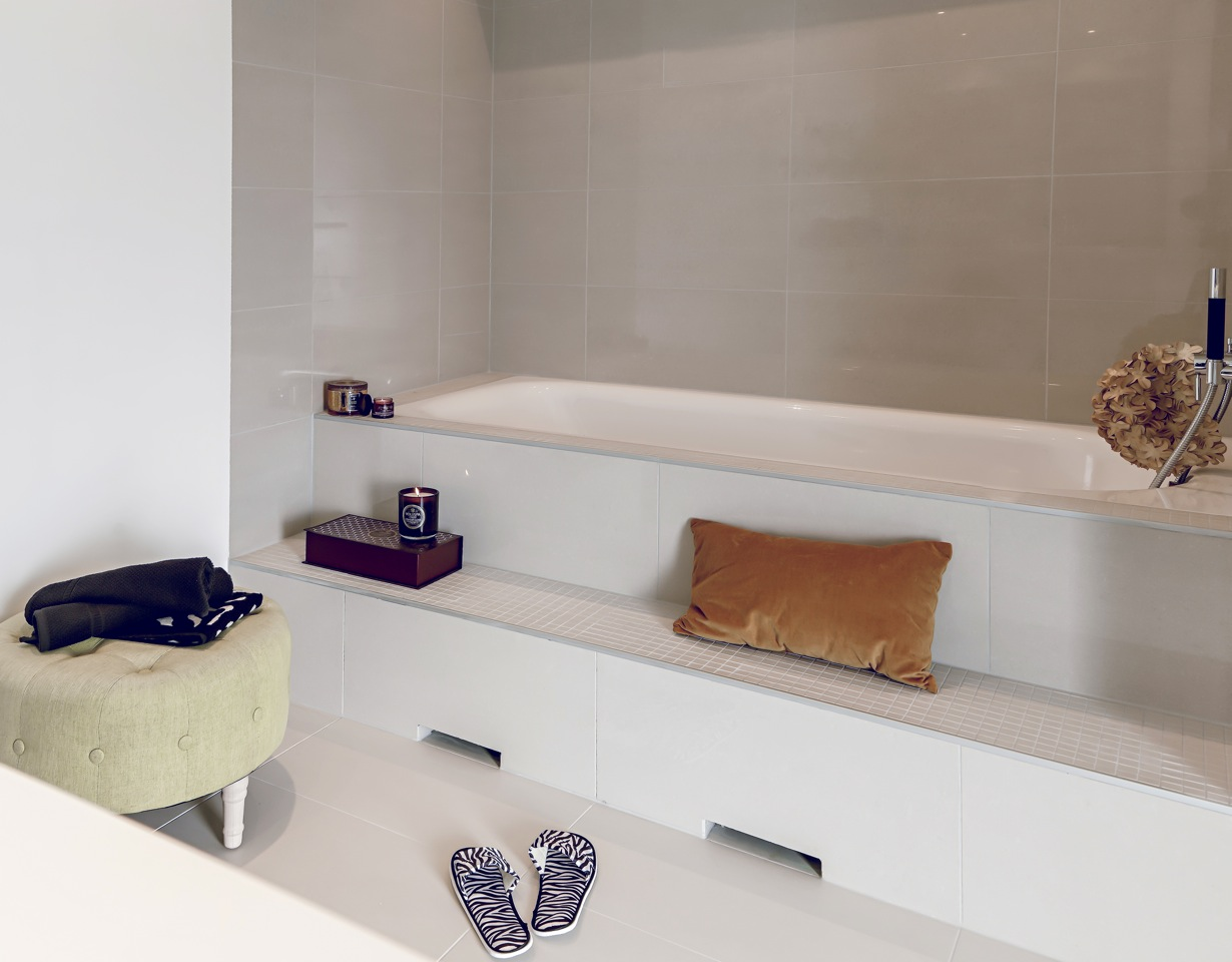 Badekar med sitteplass