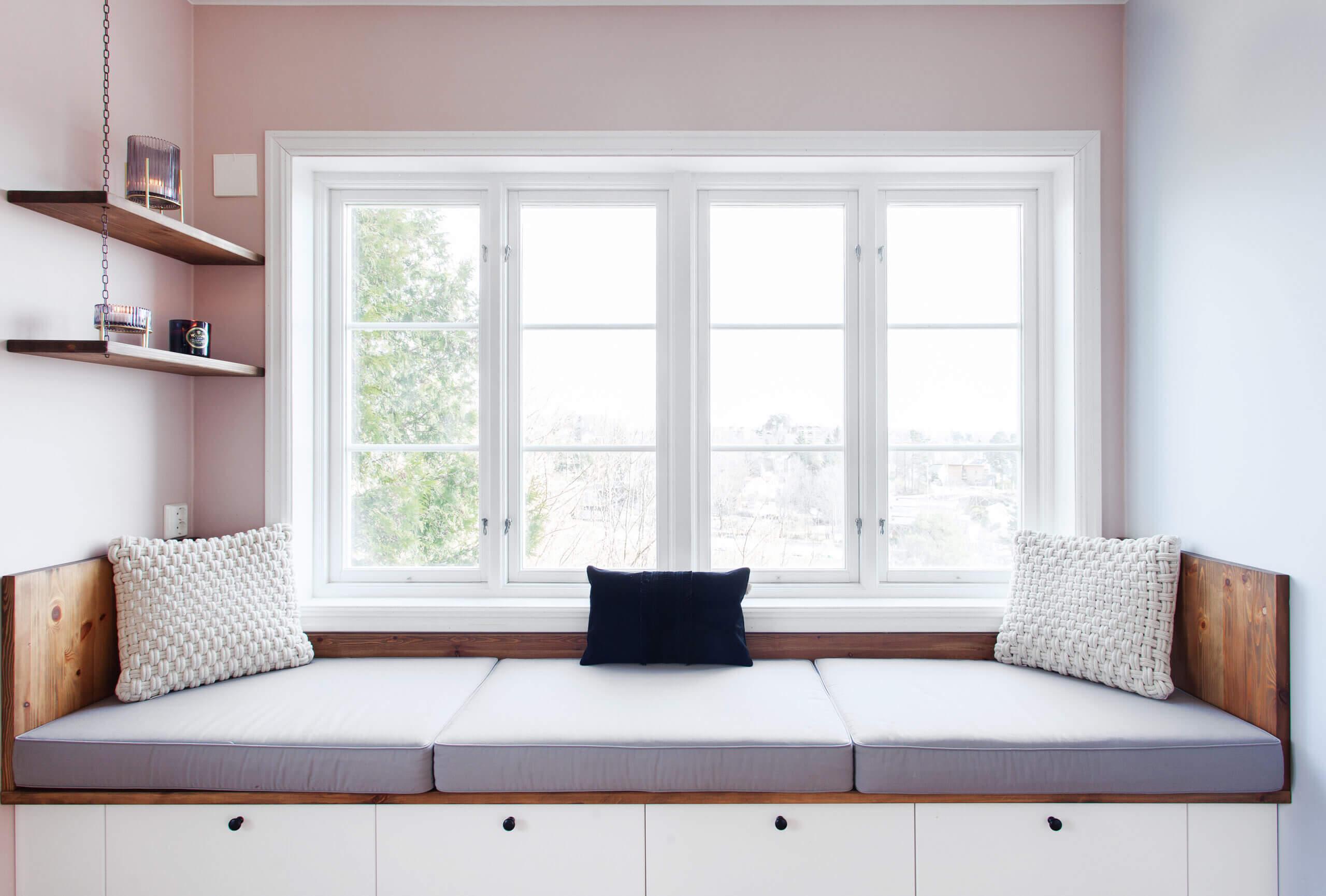 Sofa og farger