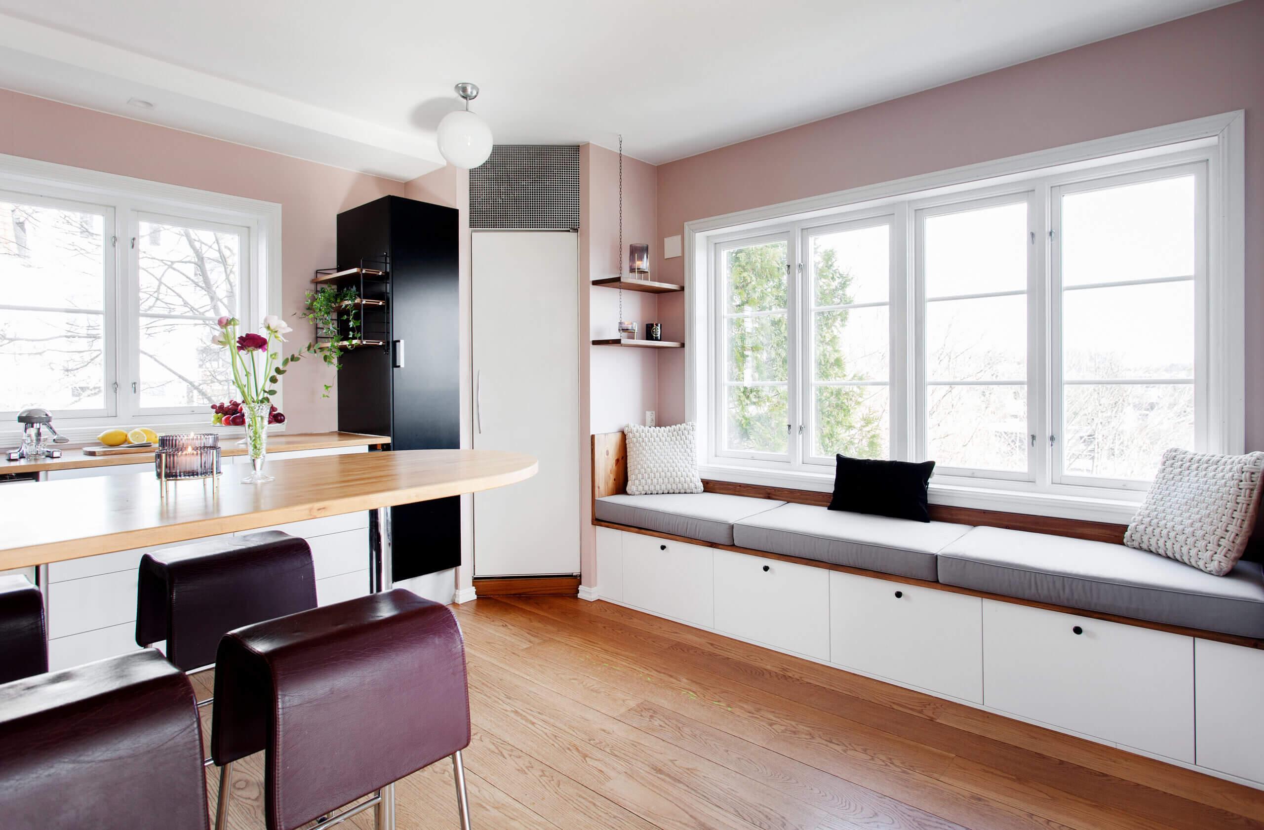 Farger kjøkken